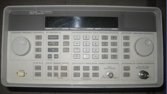 安捷伦8648B信号发生器